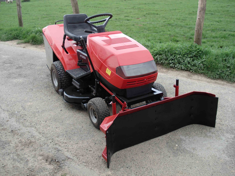 tracteur adapté